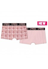Cavello damesshort 2-pack Soft Pink